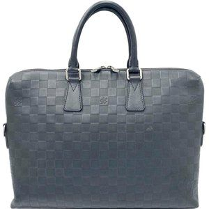 Louis Vuitton Porte Porte-documents Black Damier
